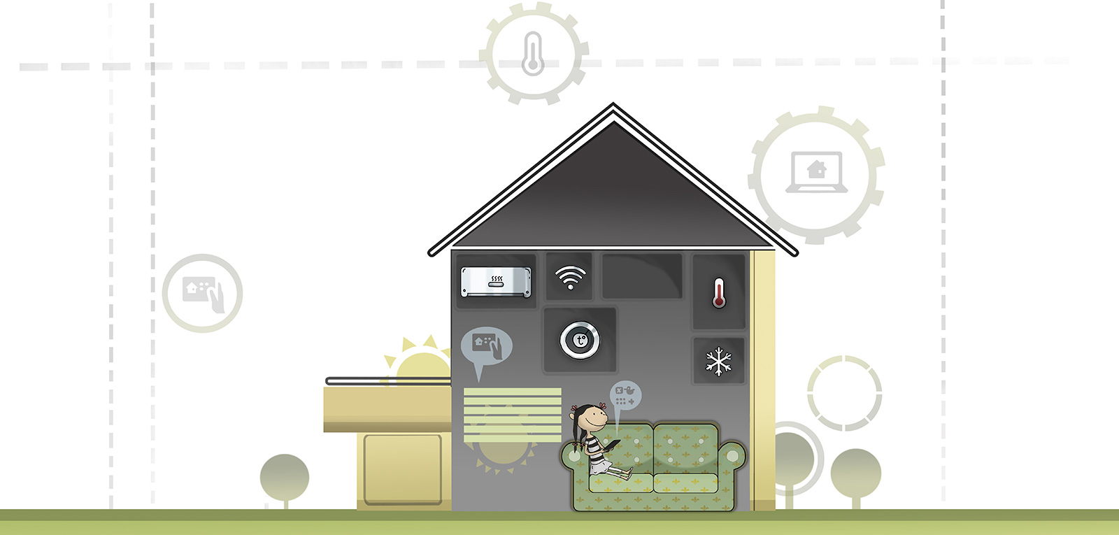 Smart Thermostat Automation Service